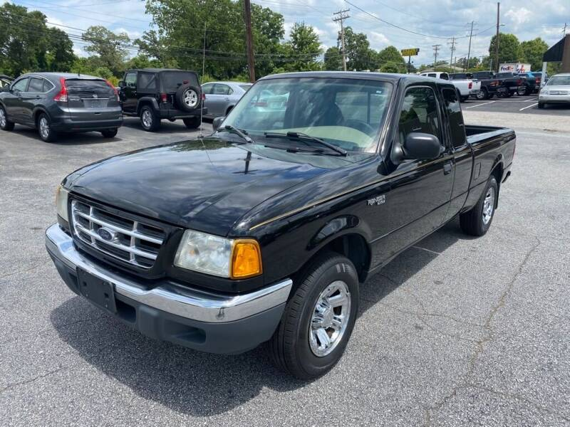 2003 Ford Ranger for sale at Brewster Used Cars in Anderson SC