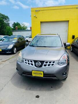 2012 Nissan Rogue for sale at Hartford Auto Center in Hartford CT