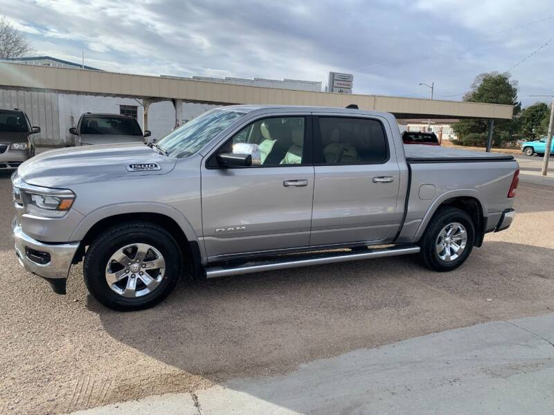 2019 RAM Ram Pickup 1500 for sale at Faw Motor Co - Faws Garage Inc. in Arapahoe NE