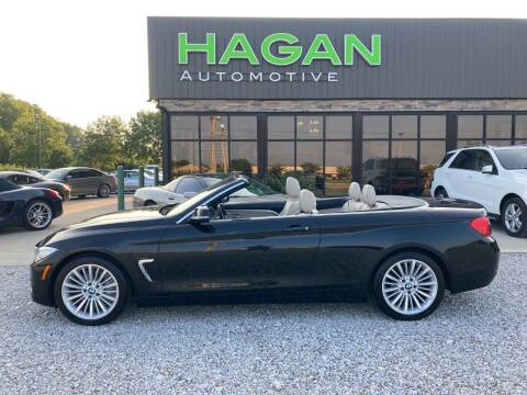 2015 BMW 4 Series for sale at Hagan Automotive in Chatham IL