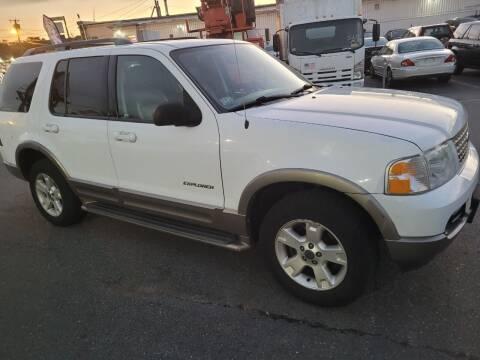 2004 Ford Explorer for sale at JG Motors in Worcester MA