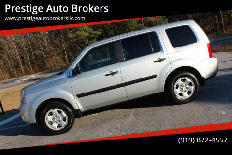 2015 Honda Pilot for sale at Prestige Auto Brokers in Raleigh NC