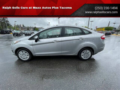 2015 Ford Fiesta for sale at Ralph Sells Cars at Maxx Autos Plus Tacoma in Tacoma WA