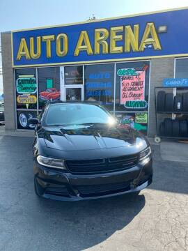 2019 Dodge Charger for sale at Auto Arena in Fairfield OH