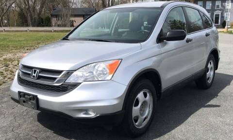 2010 Honda CR-V for sale at BORGES AUTO CENTER, INC. in Taunton MA