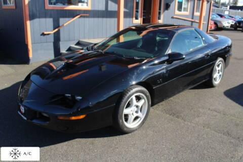 1996 Chevrolet Camaro for sale at Sabeti Motors in Tacoma WA