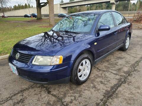 2000 Volkswagen Passat for sale at EXECUTIVE AUTOSPORT in Portland OR