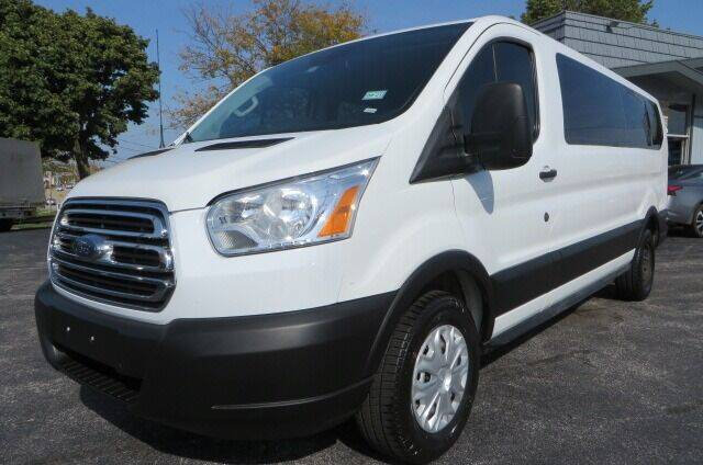 2019 Ford Transit Passenger for sale at Eddie Auto Brokers in Willowick OH