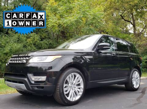 2016 Land Rover Range Rover Sport for sale at The Motor Collection in Columbus OH