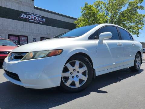 2008 Honda Civic for sale at All-Star Auto Brokers in Layton UT
