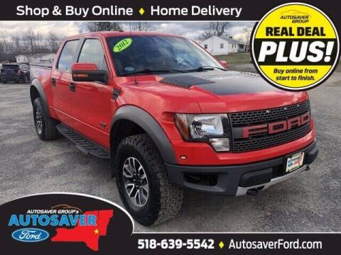 2012 Ford F-150 for sale at Autosaver Ford in Comstock NY