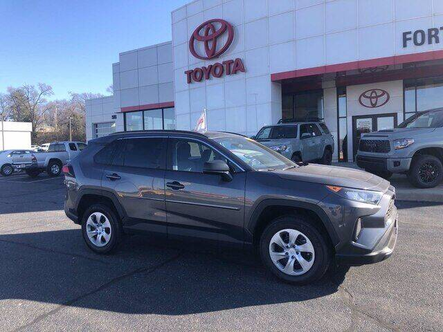 2019 Toyota RAV4 for sale at Auto Smart of Pekin in Pekin IL