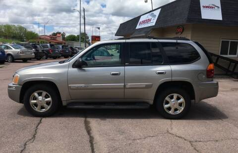 2002 GMC Envoy for sale at Gordon Auto Sales LLC in Sioux City IA