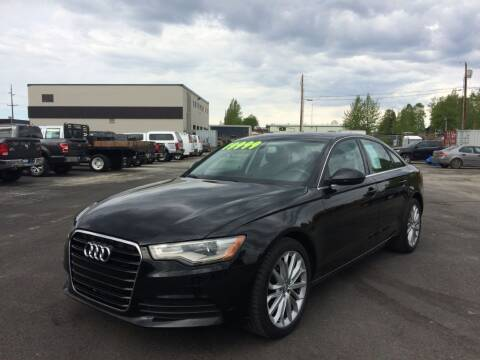 2014 Audi A6 for sale at Delta Car Connection LLC in Anchorage AK