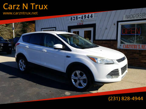 2013 Ford Escape for sale at Carz N Trux in Twin Lake MI