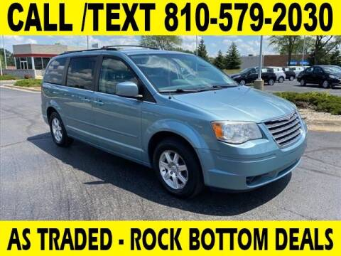 2008 Chrysler Town and Country for sale at Lasco of Grand Blanc in Grand Blanc MI