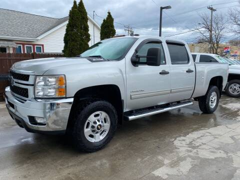 2011 Chevrolet Silverado 2500HD for sale at The Car Store Inc in Albany NY