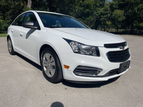 2015 Chevrolet Cruze for sale at Thornhill Motor Company in Lake Worth TX
