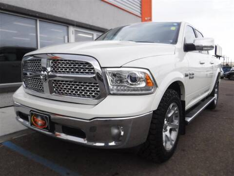 2017 RAM Ram Pickup 1500 for sale at Torgerson Auto Center in Bismarck ND