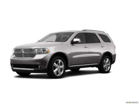 2012 Dodge Durango for sale at B & B Auto Sales in Brookings SD
