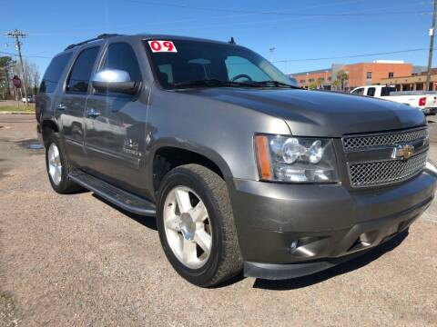 2009 Chevrolet Tahoe for sale at Harry's Auto Sales, LLC in Goose Creek SC