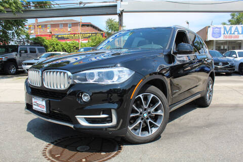 2018 BMW X5 for sale at MIKEY AUTO INC in Hollis NY