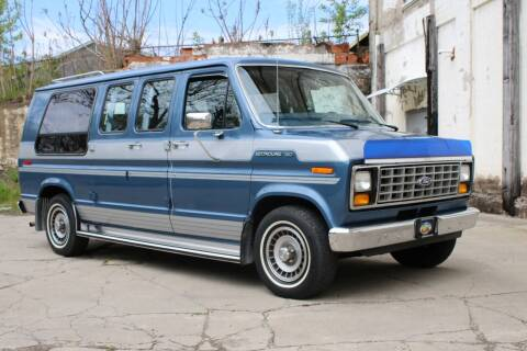 1988 Ford E-Series Cargo for sale at Great Lakes Classic Cars & Detail Shop in Hilton NY