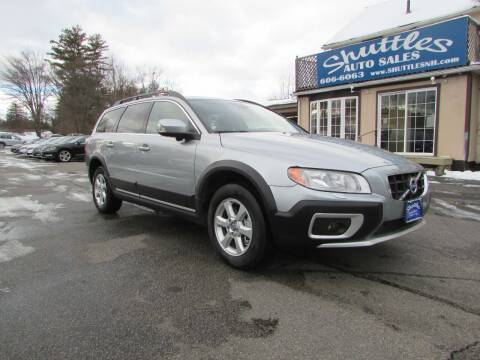 2012 Volvo XC70 for sale at Shuttles Auto Sales LLC in Hooksett NH