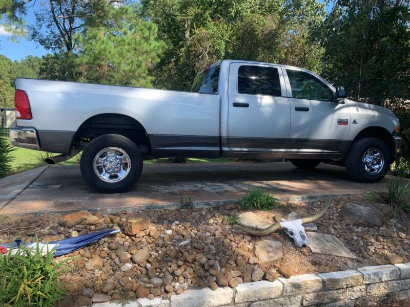 2011 RAM Ram Pickup 2500 for sale at Texas Truck Sales in Dickinson TX