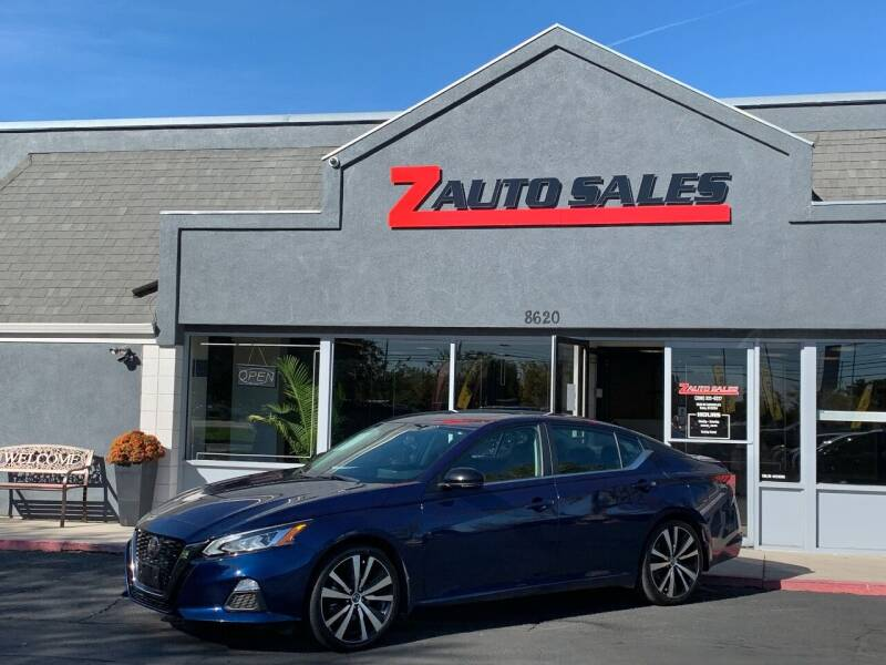 2019 Nissan Altima for sale at Z Auto Sales in Boise ID