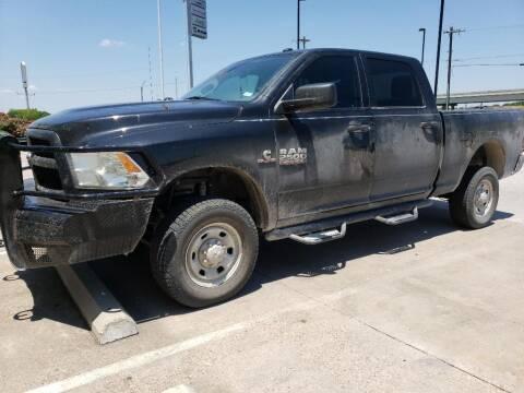 2018 RAM Ram Pickup 2500 for sale at Stanley Chrysler Dodge Jeep Ram Gatesville in Gatesville TX