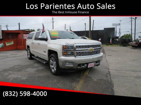2014 Chevrolet Silverado 1500 for sale at Los Parientes Auto Sales in Houston TX
