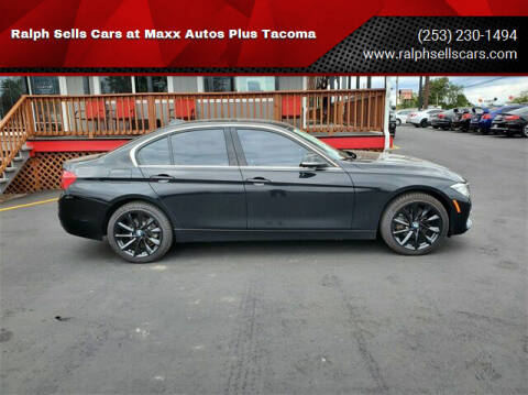 2017 BMW 3 Series for sale at Ralph Sells Cars at Maxx Autos Plus Tacoma in Tacoma WA