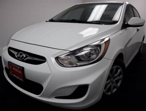 2012 Hyundai Accent for sale at CarNova in Stafford VA