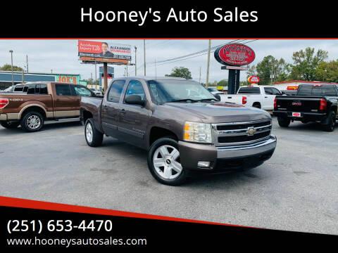 2008 Chevrolet Silverado 1500 for sale at Hooney's Auto Sales in Theodore AL