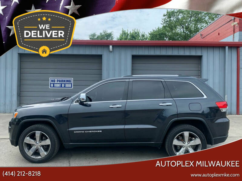 2014 Jeep Grand Cherokee for sale at Autoplex 2 in Milwaukee WI
