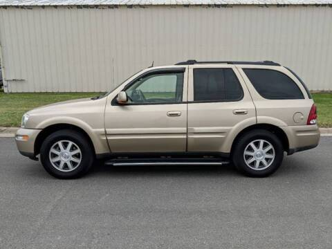 2004 Buick Rainier for sale at TNK Autos in Inman KS