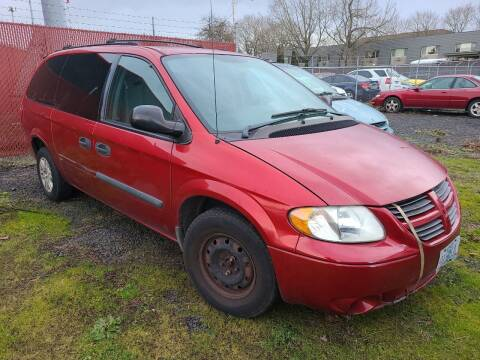 2005 Dodge Grand Caravan for sale at Universal Auto Sales in Salem OR