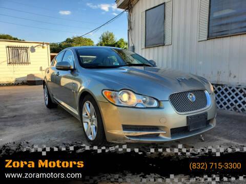 2011 Jaguar XF for sale at Zora Motors in Houston TX