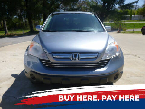 2009 Honda CR-V for sale at Ed Steibel Imports in Shelby NC