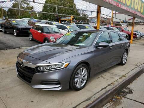 2018 Honda Accord for sale at Sylhet Motors in Jamacia NY