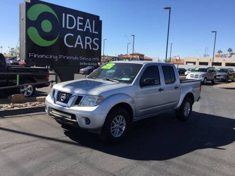 2014 Nissan Frontier for sale at Ideal Cars Broadway in Mesa AZ