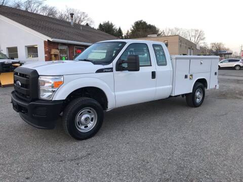 2016 Ford F-250 Super Duty for sale at J.W.P. Sales in Worcester MA