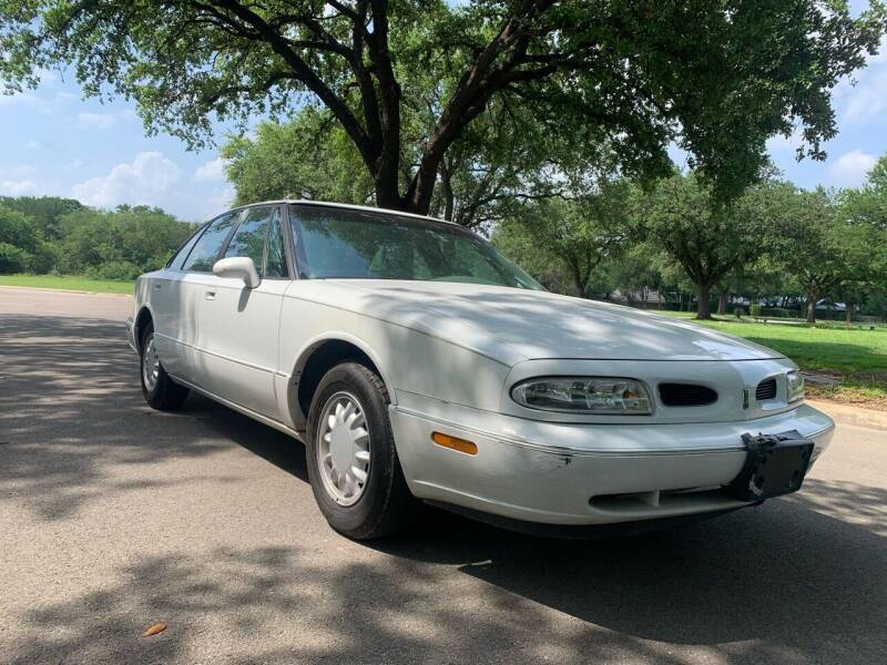 1996 Oldsmobile Eighty-Eight for sale at 210 Auto Center in San Antonio TX