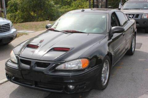 2003 Pontiac Grand Am for sale at White River Auto Sales in New Rochelle NY