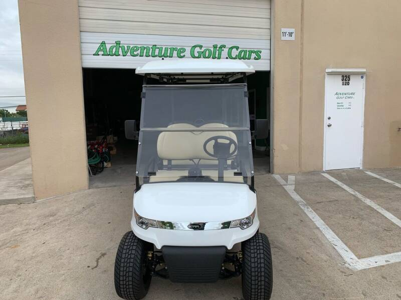 2021 Star EV Capella 4+2 Lithium LSV for sale at ADVENTURE GOLF CARS in Southlake TX