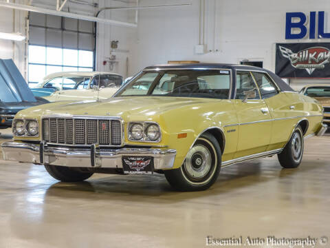 1974 Ford Torino for sale at Bill Kay Corvette's and Classic's in Downers Grove IL