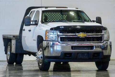 2012 Chevrolet Silverado 3500HD for sale at MS Motors in Portland OR