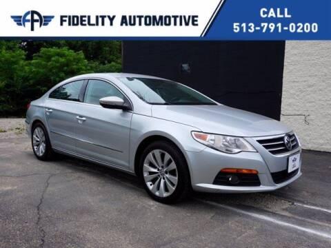 2010 Volkswagen CC for sale at Fidelity Automotive LLC in Cincinnati OH