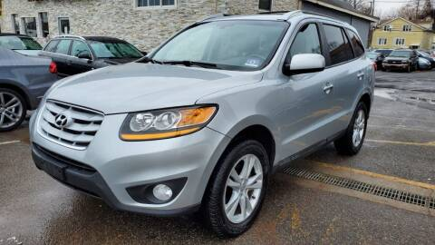 2010 Hyundai Santa Fe for sale at MFT Auction in Lodi NJ